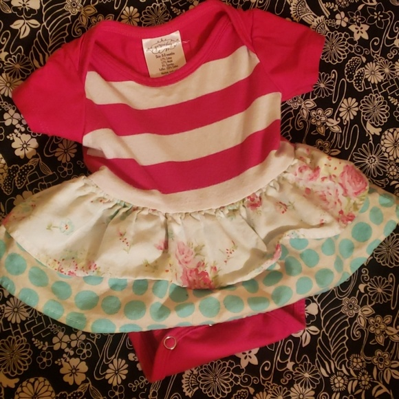 Persnickety Other - Persnickety onsie dress